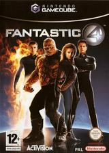 Fantastic 4 GameCube cover (GF4P52)