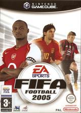 FIFA Football 2005 GameCube cover (GF5P69)