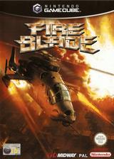 Fireblade GameCube cover (GFBP5D)