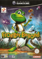 Frogger Beyond GameCube cover (GFGPA4)
