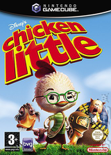 Chicken Little GameCube cover (GHCP4Q)