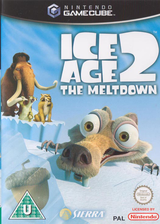 Ice Age 2 : The Meltdown GameCube cover (GIAP7D)