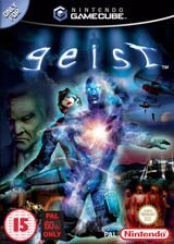 Geist GameCube cover (GITP01)