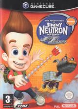 Jimmy Neutron Jet Fusion GameCube cover (GJFP78)