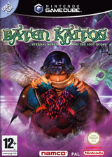 Baten Kaitos: Eternal Wings and the Lost Ocean GameCube cover (GKBPAF)