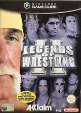 Legends of Wrestling II GameCube cover (GL2P51)