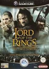 The Lord of the Rings: The Two Towers GameCube cover (GLOP69)