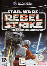 Star Wars Rogue Squadron III: Rebel Strike GameCube cover (GLRP64)