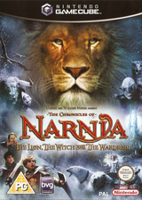 The Chronicles of Narnia: The Lion Witch and the Wardrobe GameCube cover (GLVP4Q)