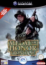 Medal of Honor: Frontline GameCube cover (GMFD69)