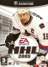 NHL 2005 GameCube cover (GN5P69)
