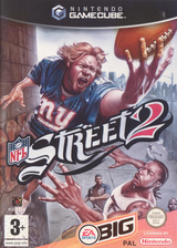 NFL Street 2 GameCube cover (GN7P69)