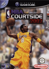 NBA Courtside 2002 GameCube cover (GNBP01)