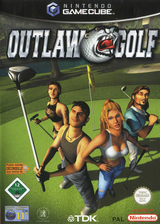 Outlaw Golf GameCube cover (GOFP6S)