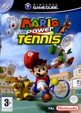Mario Power Tennis GameCube cover (GOMP01)