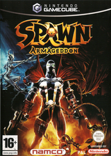 Spawn: Armageddon GameCube cover (GPWP69)