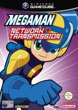Mega Man Network Transmission GameCube cover (GREP08)