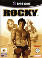 Rocky GameCube cover (GRKP7G)