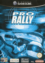 Pro Rally GameCube cover (GRLP41)