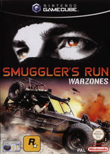 Smuggler's Run:Warzones GameCube cover (GSRP7S)