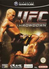 UFC: Throwdown GameCube cover (GUFP4Z)