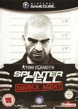 Tom Clancy's Splinter Cell: Double Agent GameCube cover (GWYX41)
