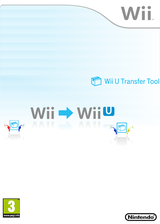 Wii U Transfer Tool Channel cover (HCSP)