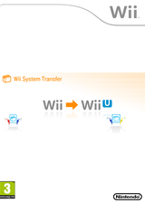 Wii System Transfer Channel cover (HCTP)