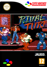 Rival Turf! VC-SNES cover (JD4P)