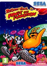 ToeJam & Earl in Panic on Funkotron VC-MD cover (MAZP)