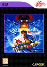 Street Fighter II' : Champion Edition VC-PCE cover (PDJL)