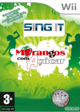 Sing IT Portugal Hits - Morangos com Açucar CUSTOM cover (PT3PSI)