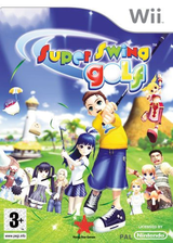Super Swing Golf Wii cover (R2PP99)