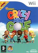 Kidz Sports: Crazy Mini Golf Wii cover (R3GXUG)