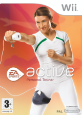 EA Sports Active: Personal Trainer Wii cover (R43P69)