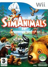 SimAnimals Wii cover (R4AP69)