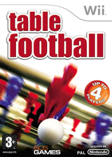 Table Football Wii cover (R4BPGT)
