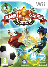 Academy of Champions: Football Wii cover (R5FP41)