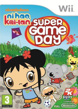 Ni Hao, Kai-lan: Super Game Day Wii cover (R6HP54)