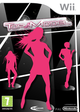 Top Model Wii cover (R6MXMR)