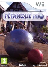 Pétanque Pro Wii cover (R7TFJW)