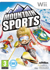Mountain Sports Wii cover (R7WP52)