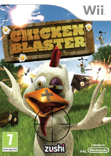 Chicken Blaster Wii cover (R8LP7J)