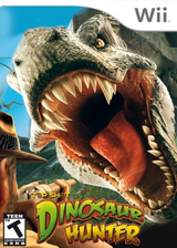Top Shot Dinosaur Hunter Wii cover (R8XZ52)