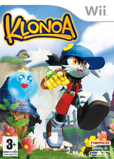 Klonoa Wii cover (R96PAF)