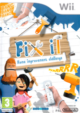 Fix It: Home Improvement Challenge Wii cover (R9EPNP)