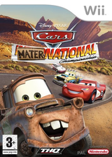 Cars: Mater-National Wii cover (RC2X78)