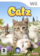 Catz Wii cover (RC3X41)