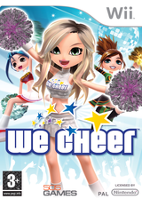We Cheer Wii cover (RCHPGT)