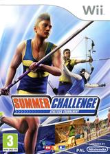 Summer Challenge:Athletics Tournament Wii cover (RE6PRT)